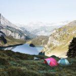 Schnellaufbau Zelte im Test