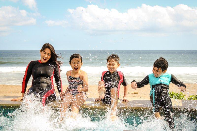 Schwimmen lernen mit Spaß