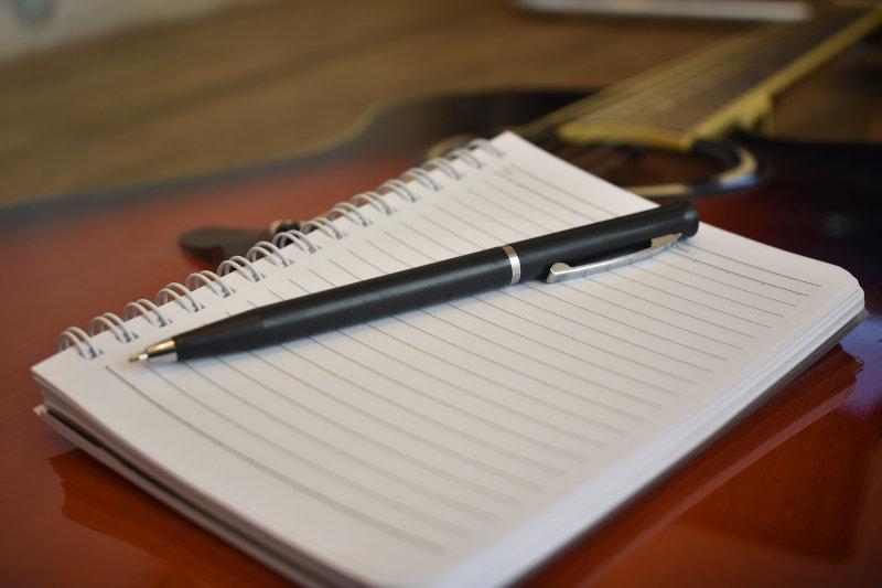 Songtext Schreiben