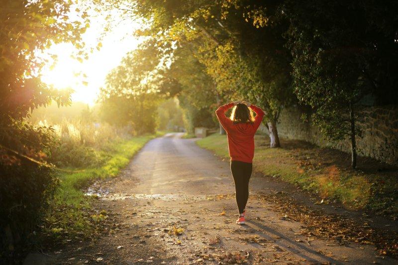 Wenn Du eine sportliche Aktivität wählst, die Dir Spaß macht, dann wirst Du damit umso eher Stress abbauen.