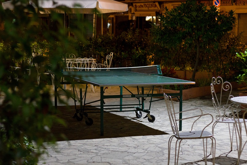 Tischtennis Outdoor