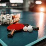 Tischtennis Ballmaschine