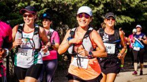 Trailrunning Rucksack für Marathon-Läufen