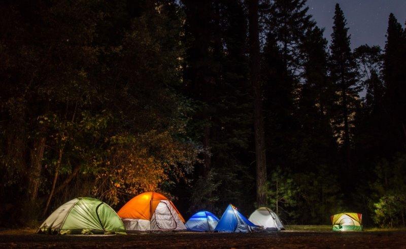 Ultraleicht-Zelte im Test