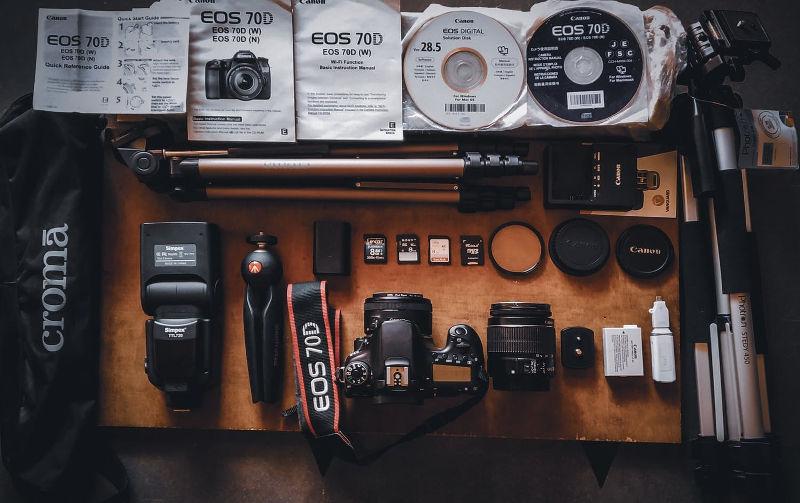 Foto Equipment