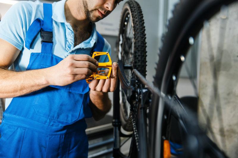 Wartung, Reperatur und Wechsel von MTB-Pedalen