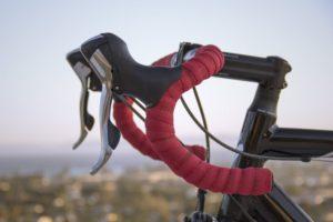 Rennradlenker-Test