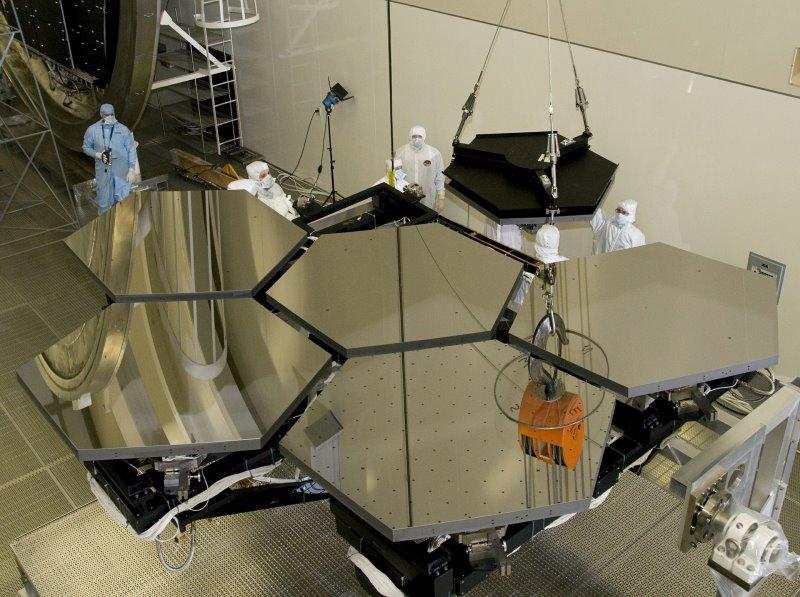 Weltraum-Spiegelteleskop