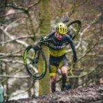 Ein Cyclocorssrennen