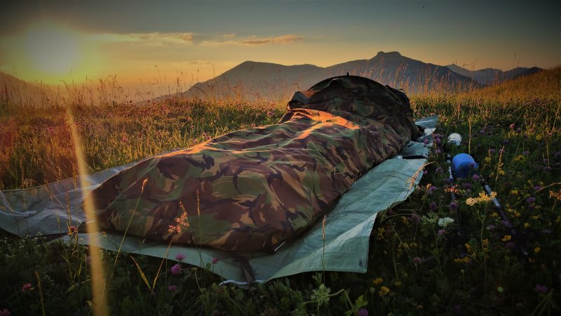 Der perfekte Schlafsack wird Dein neuer bester Freund