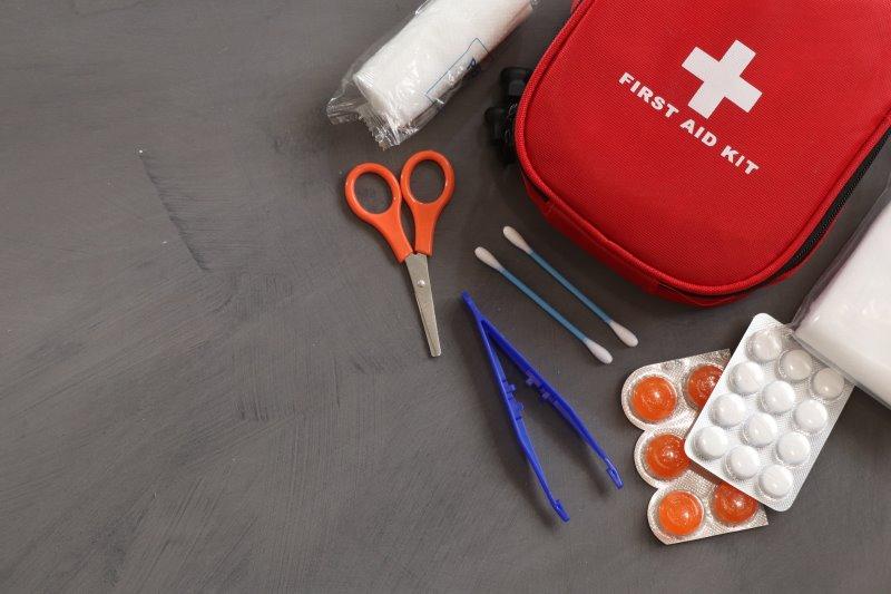 Erste-Hilfe-Set für Deinen Fahrradrucksack