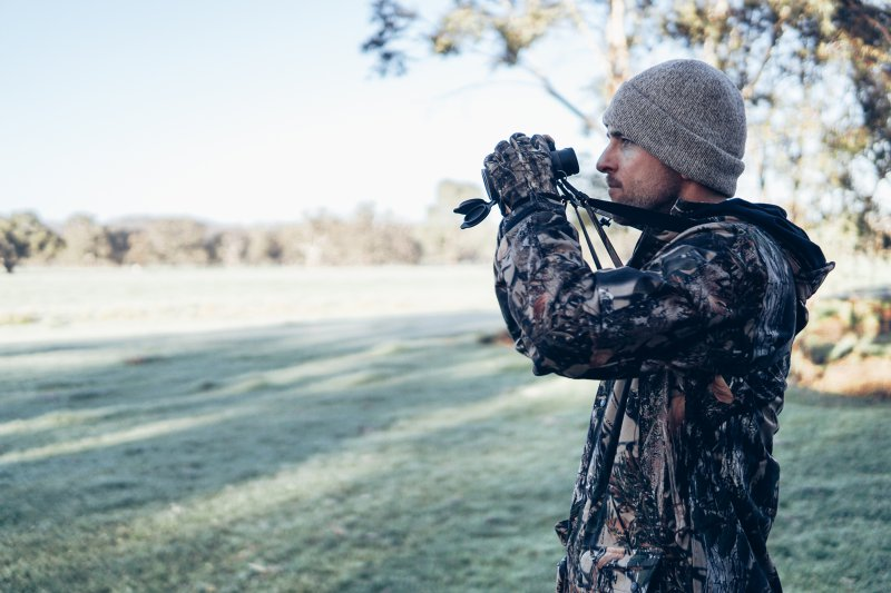 Jagd und Suche