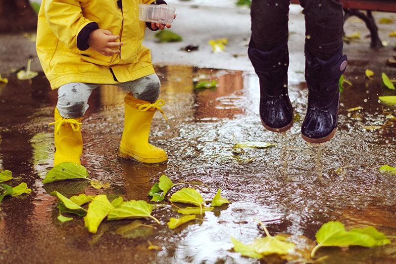 Regenhosen für Kinder
