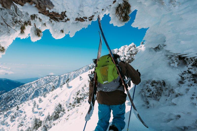 Skischuhrucksack - ein Skischuhtaschen Modell