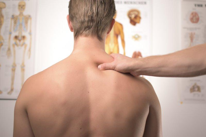 Massage bei Gelenkschmerzen