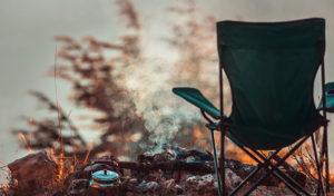 Campingstuhl Test