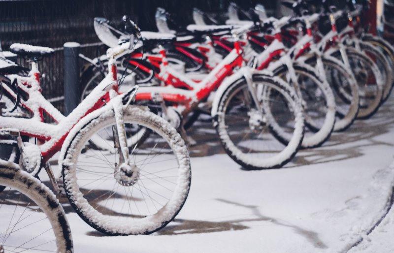 Fahrrad Winterbekleidung