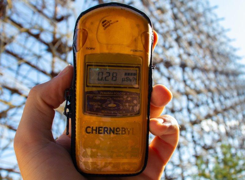 Geigerzähler im Test