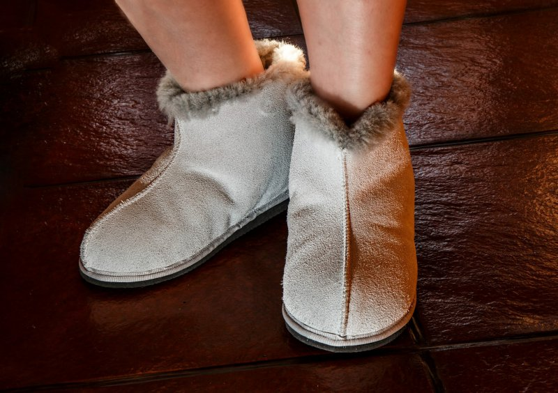Schuhe trocken