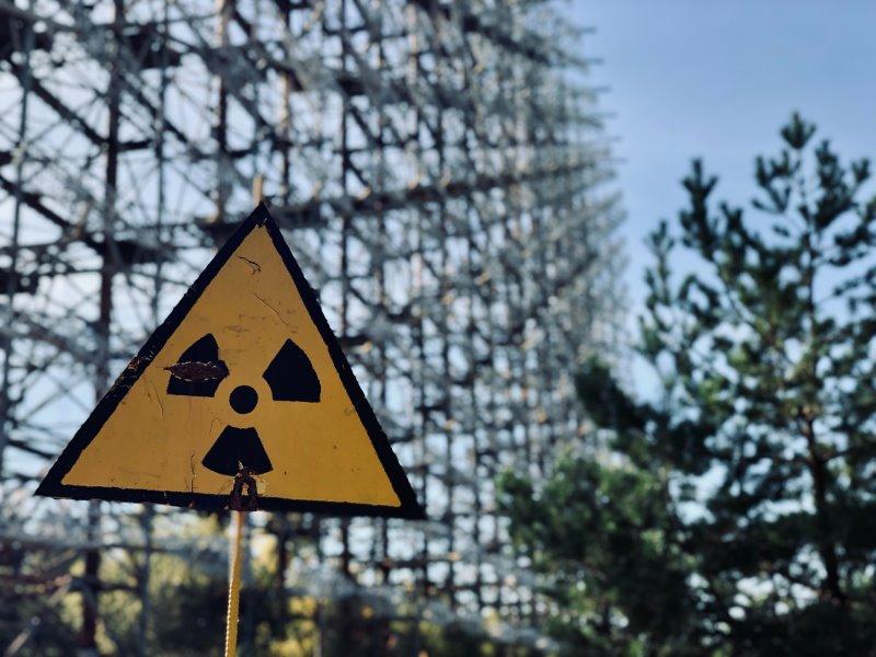 Wo misst man Strahlung mit Geigerzählern?
