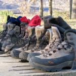 Große Auswahl an Wanderschuhen