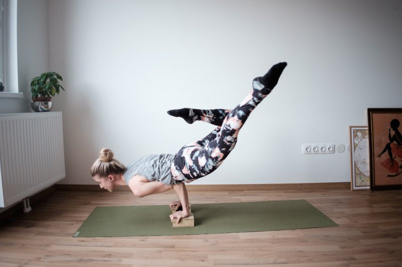 Yoga Blöcke