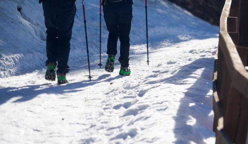 Nicht zu unterschätzen- Winterwandern mit Krempen