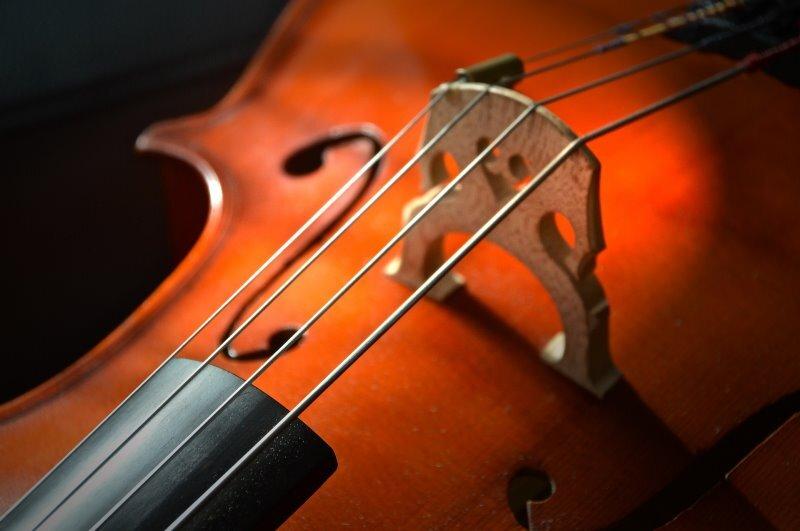 Cello-Saiten Test