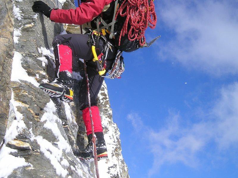 Klettersteigset im Test
