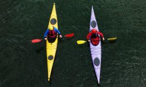Faltboot Kajaks 2 Personen