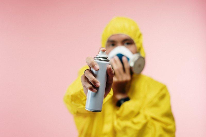 Imprägnierspray Schutzkleidung