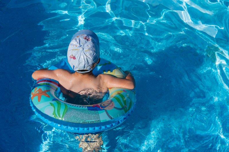 Schwimmhilfen: Schwimmring