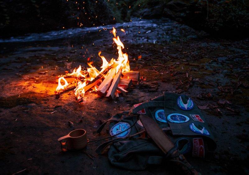 Survival Guide: Feuer machen