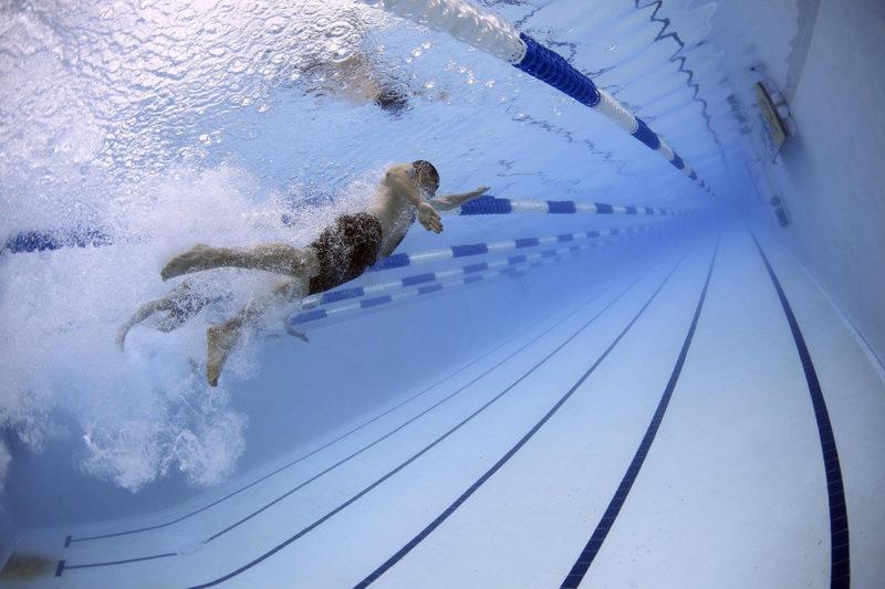 Schwimmen ohne Schwimmhguertel im Test