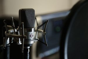 Broadcast Mikrofone Test
