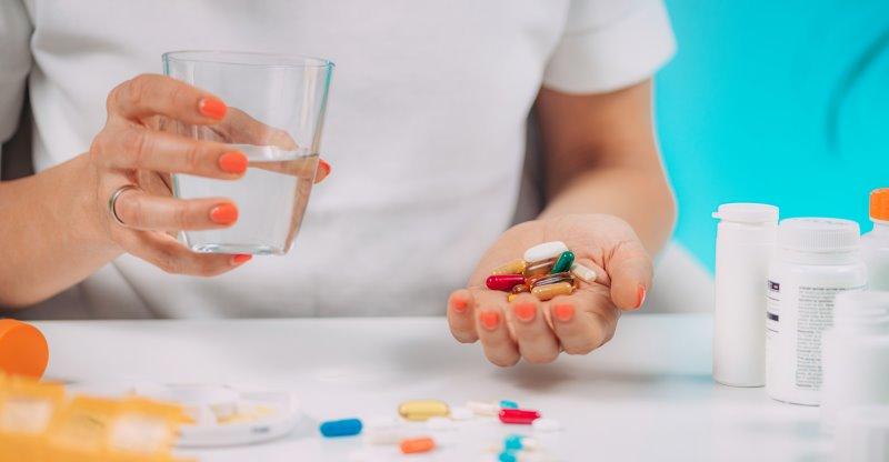 Multivitamin-Tabletten die Einnahme im Test