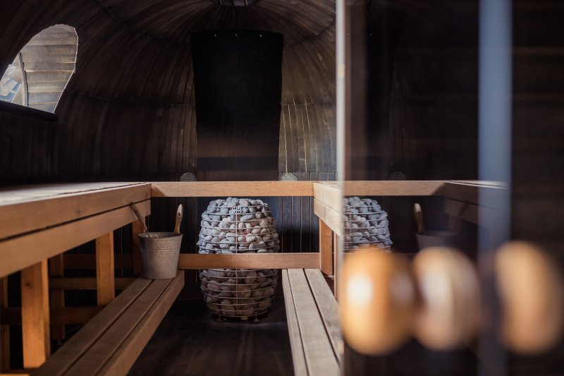 Sauna im Test