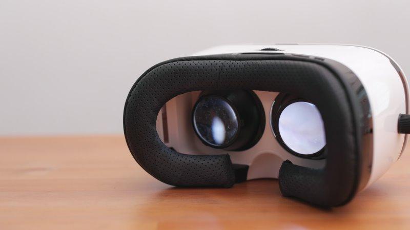 VR Brille im Test