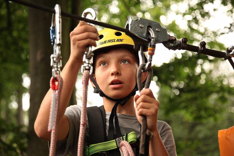 Kletterhandschuhe für kleine Kinder