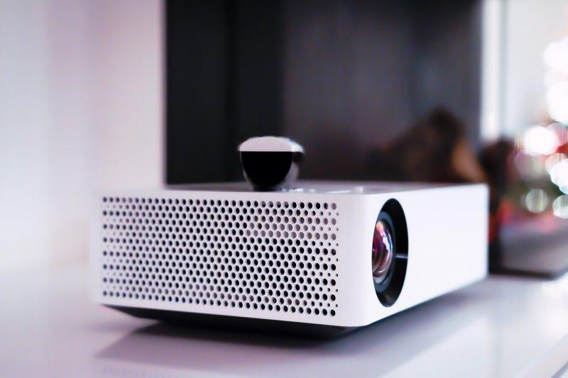 Beamer-Projektor