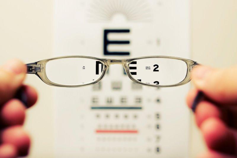 Brille mit Sehstärke
