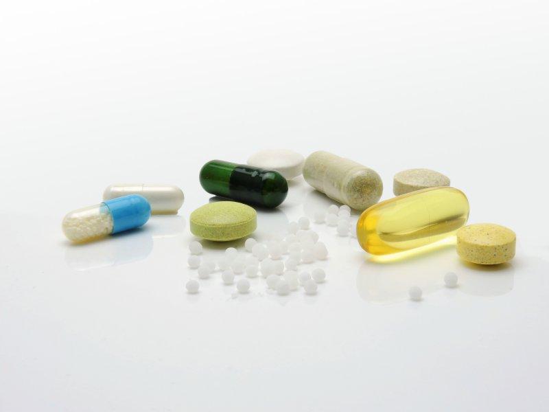 verschiedene Magnesiumpräparate