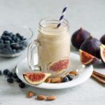 Gutes Diätpulver zum Abnehmen als Shake zubereitet
