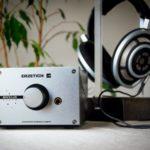 Kopfhörerverstärker und Kopfhörer