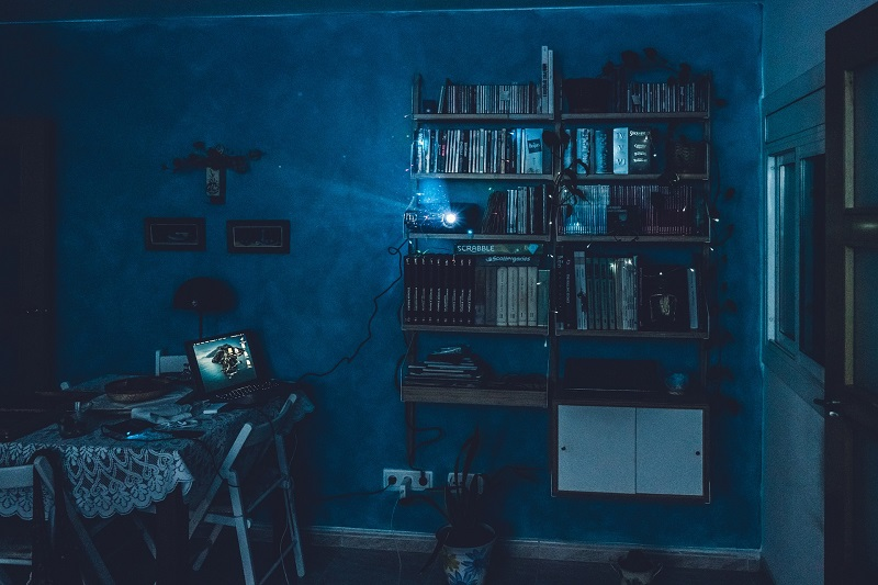 LED-Beamer weden aufgrund der Energieffizienz immer beliebter.