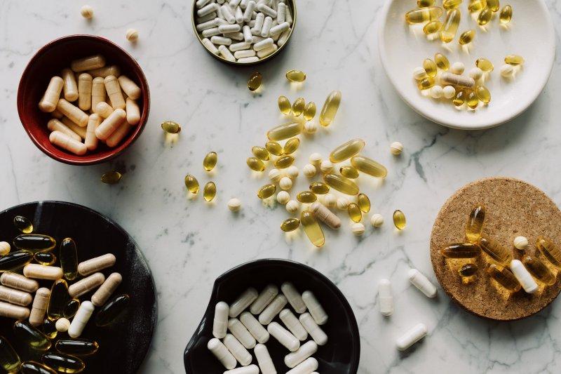 unzählige verschiedene Magnesium-Präparate