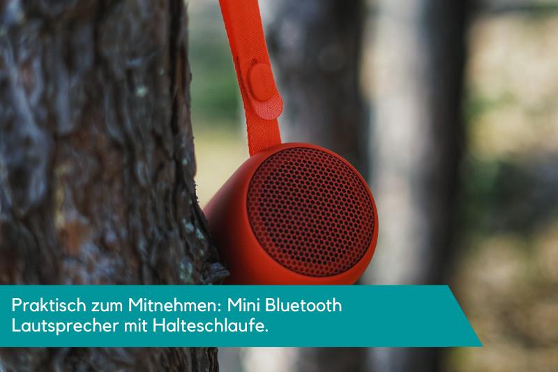 Mini Bluetooth Lautsprecher im Test
