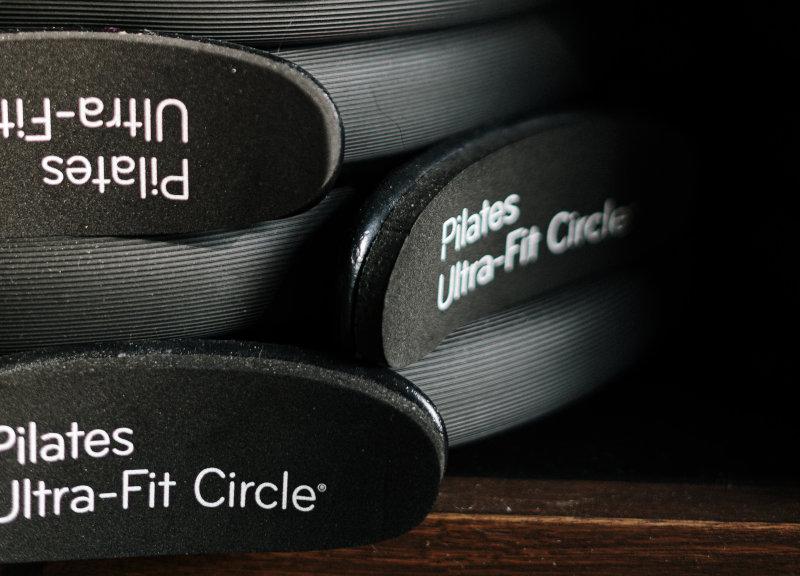 Pilatesringe für das Pilates Training