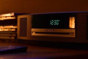 Radio-CD-Player von Bose mit mehreren CDs