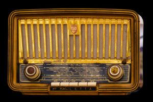 Retro Stereoanlage